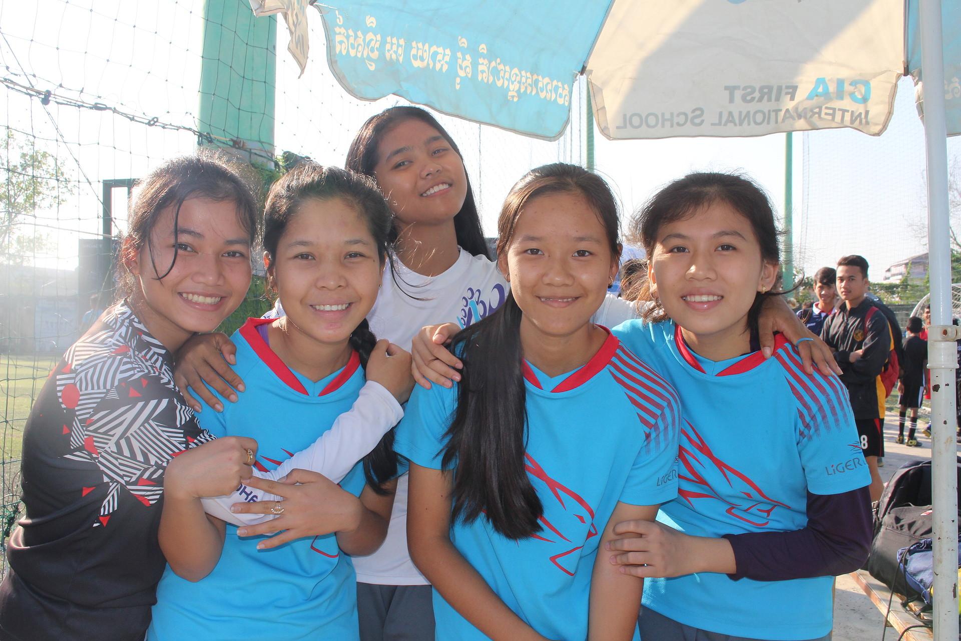 My Teammates